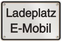 Ladeplatz - E-MOBIL